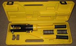 large hydraulic crimping tool. Black Bedroom Furniture Sets. Home Design Ideas